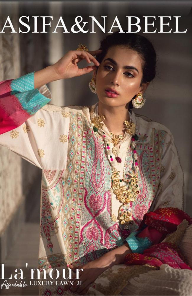 Asifa Nabeel Luxury Collection